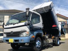 デュトロ2.9t積巻込み式パッカー車モリタ6.5立米反転装置