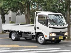 ダイナトラック2tディーゼル荷台長356cm全低床Gorilla製ナビTV