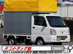 NT100クリッパートラック宅配仕様幌パネルバン全高2.5m室内高さ198cmオートマ車