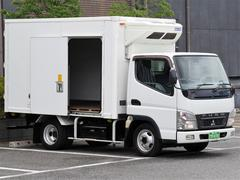 キャンターガッツ−5℃中温冷蔵冷凍車Bカメラ左右扉付リア観音扉1.5t積AT