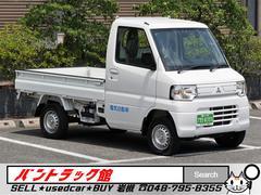 ミニキャブ・ミーブトラック10.5kWh 200V/100V充電コード荷台作業灯付AT