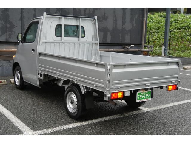 トヨタ 整備記録簿6枚付1オーナーAT車ETC後両側アオリチェーン付