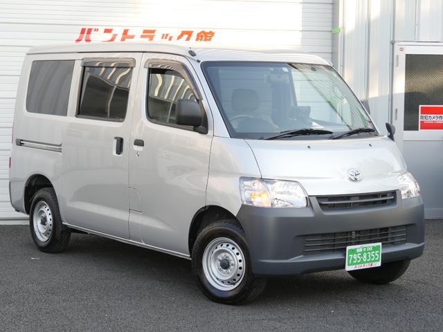 トヨタ DX2人乗AT車保証書付ナビTVETCリアプライバシーガラス