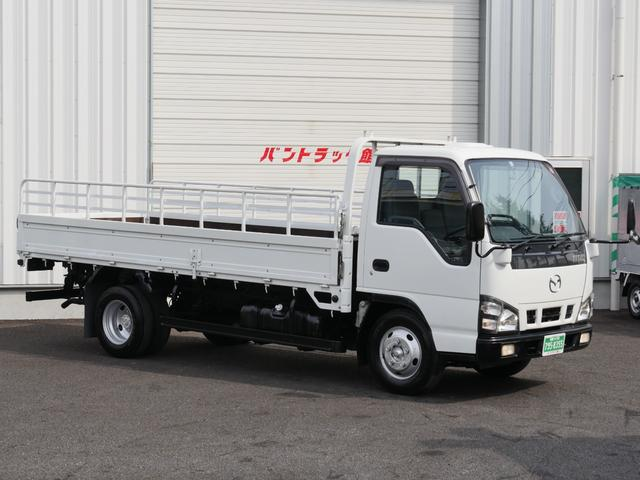 マツダ タイタントラック 標準幅キャブ2tロング平ボディMT準中型免許可NOXpm適合