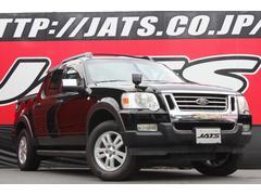 フォード エクスプローラースポーツトラックXLT 17AW ディーラー車 HDDナビ ETC