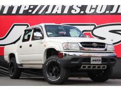 ハイラックススポーツピックダブルキャブ 4WD サンルーフ 16AW 新品ATタイヤ