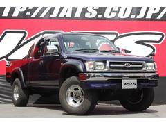 ハイラックススポーツピックエクストラキャブ 4WD SR 15インチAW ロールバー