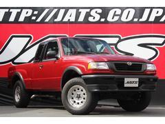 米国マツダB4000 V6 4WD ベンコラAT リフトアップ