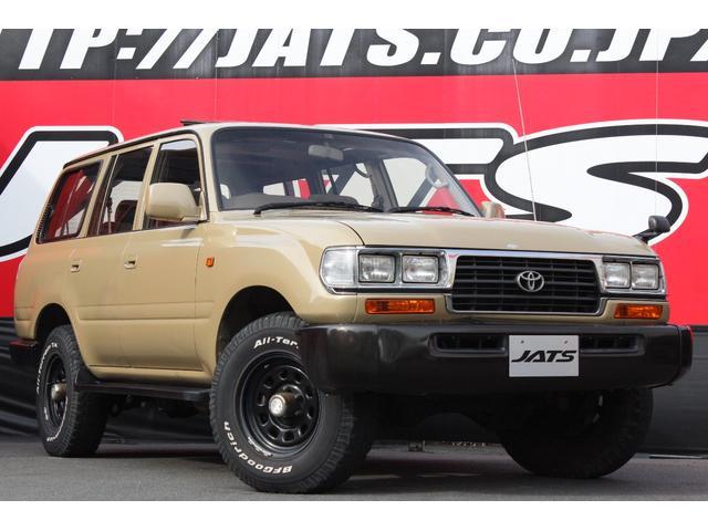 トヨタ VXリミテッド 1ナンバー 4WD ナローボディ デイトナ