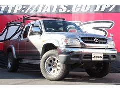 ハイラックススポーツピックエクストラキャブ ワイド 4WD 16AW ジオランダーAT