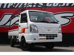 NT100クリッパートラックDX リフトアップ 新品タイヤホイール 荷台ラック デカール