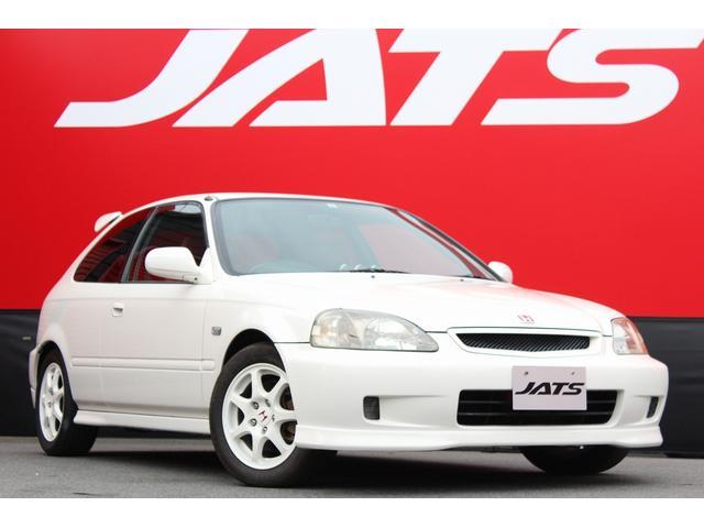 ホンダ タイプR X 社外3連メーター チャンピョンシップホワイト