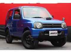 ジムニーXC 4WD 社外1DINデッキ ETC
