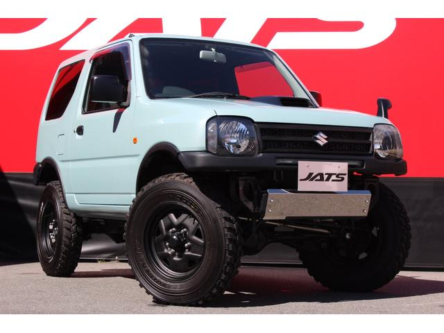 スズキ XG 5MT オールペン リフトアップ ジオランダーMT2 スキッドプレート