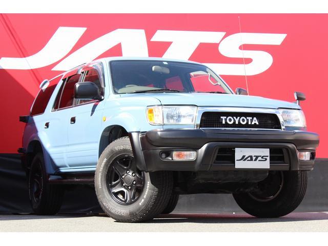 トヨタ SSR-X TOYOTAエンブレム USコーナーランプ