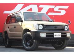 ランドクルーザープラドTX 全塗装 4WD