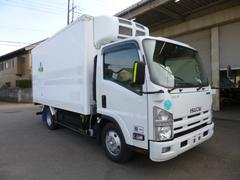 エルフトラックワイドロング冷蔵冷凍車