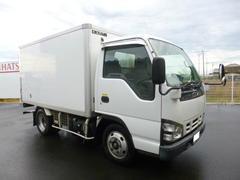 エルフトラック冷蔵冷凍車