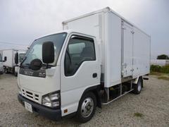 エルフトラックロング冷蔵冷凍車