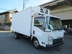 エルフトラック ロング冷蔵冷凍車