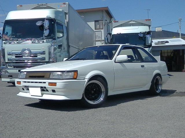 トヨタ GT APEX 機械式LSD 15AW 車高調