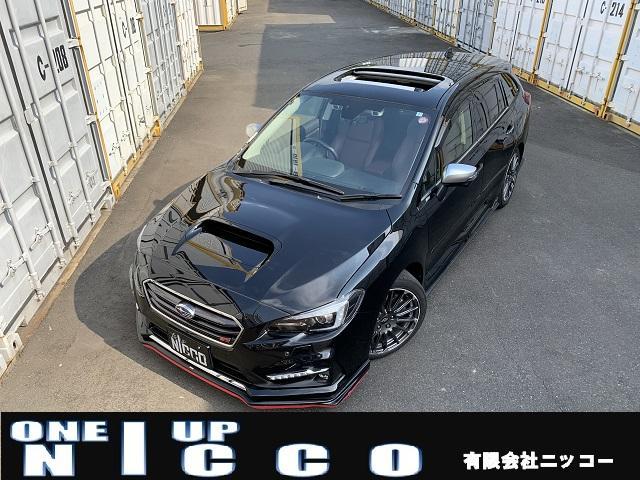 レヴォーグ(スバル) 2.0STIスポーツアイサイト 中古車画像