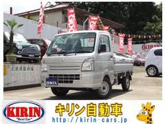 キャリイトラックKCエアコン・パワステ 5速マニュアル4WD