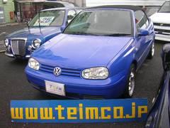 VW ゴルフカブリオレカラーコンセプト 革シート カブリオレ ETC HID ナビ