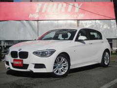 BMW116i Mスポーツ HDDナビバックカメラ 1オナ