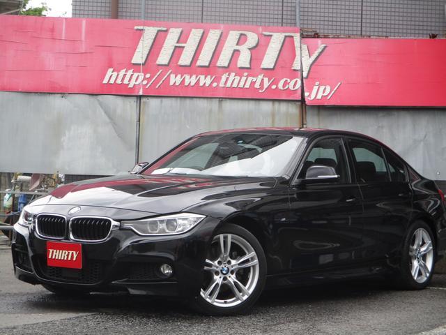 BMW 320i Mスポーツパッケージ ACC HID 18AW