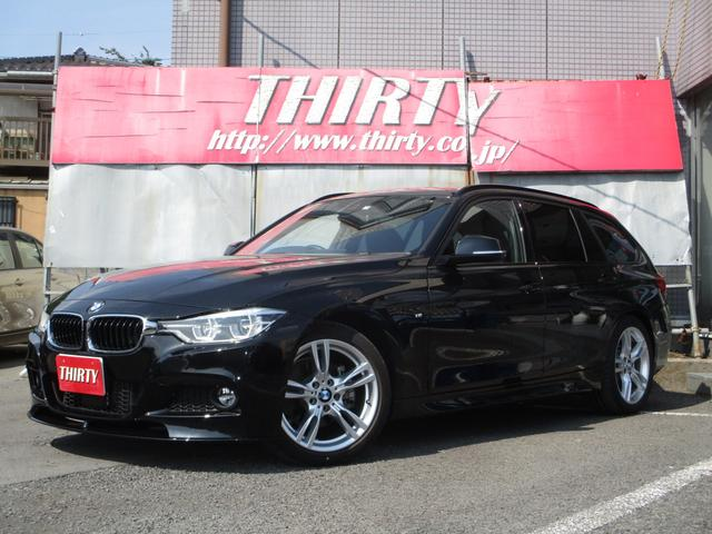BMW 320dツーリング Mスポーツ LED ACC 地デジTV