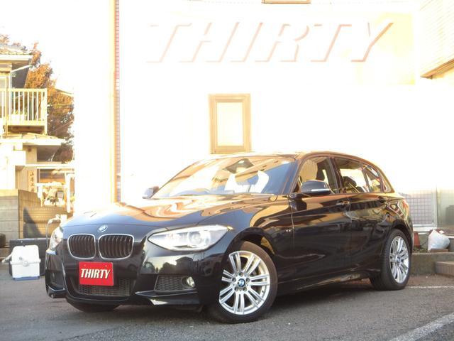 BMW 1シリーズ 116i Mスポーツ 純正HDDナビ ETC...