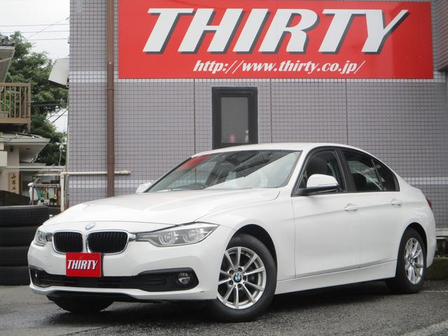 BMW 320d LEDライト ACC 衝突軽減ブレーキ 16AW