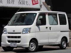 ハイゼットカーゴスペシャル 新品タイヤ ドアバイザー スタッドレスセット付