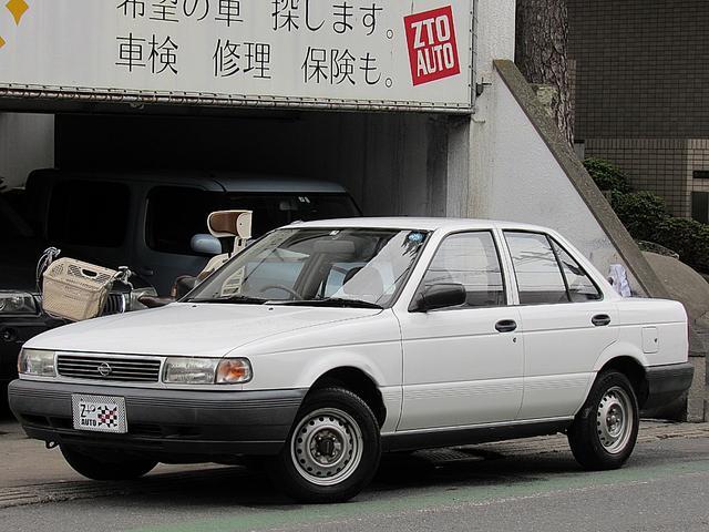 「日産」「サニー」「セダン」「千葉県」の中古車