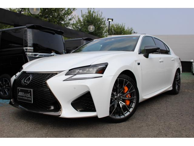Photo of LEXUS GS F BASE GRADE / used LEXUS