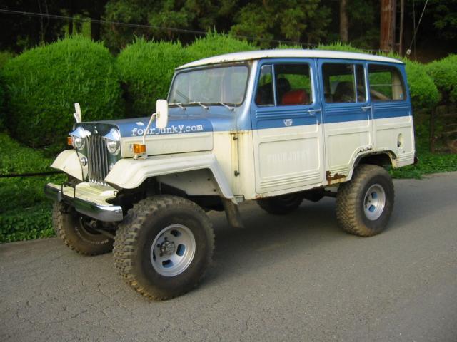 三菱 4WD ロングVAN 2600G