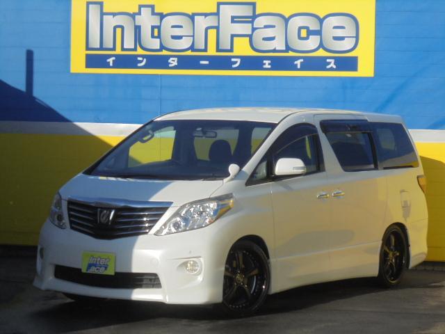 トヨタ 240S プライムセレクションII 社外HDDナビ フルセグ