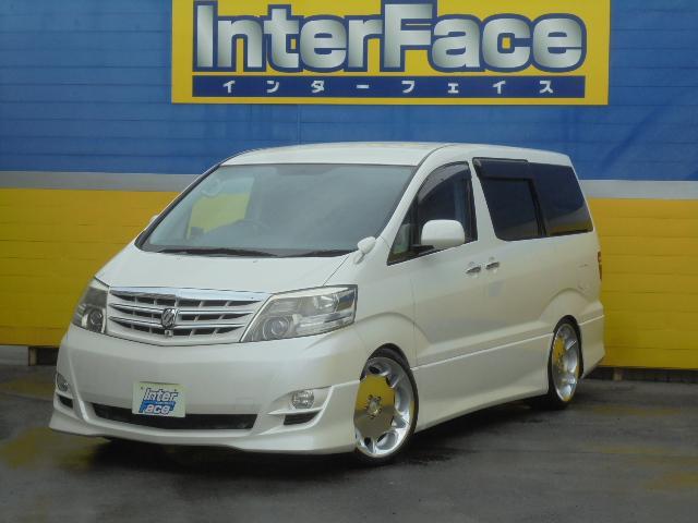 トヨタ MS リミテッド HDDナビ 社外20AW 車高調 ETC