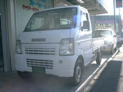 キャリイトラックKC 4WD パワステアリング エアコン
