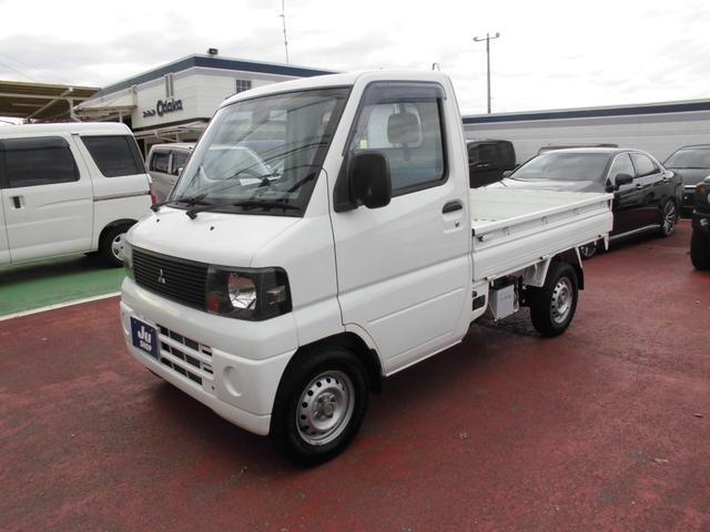 三菱 Vタイプ 4WD エアコン タイヤバリ山