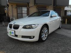 BMW335iカブリオレ iドライブ HDDナビ キセノン