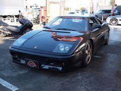 フェラーリ 348ts  フルロールゲージ ディラー車