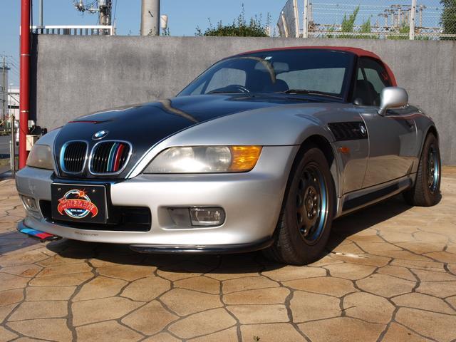 BMW ベースグレード レッド幌張替え パワーシート 54533km