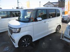 N BOXカスタムG・EXホンダセンシング