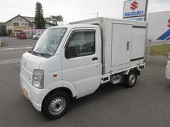 キャリイトラック冷凍冷蔵車 −2℃