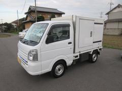 キャリイトラック低温冷凍車 −20℃ 4WD