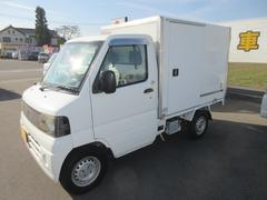 ミニキャブトラック冷蔵冷凍 −5℃ オートマ