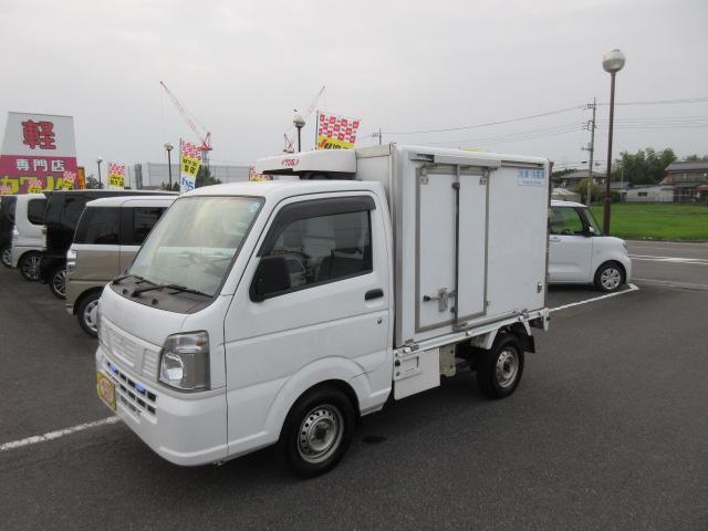 日産 冷蔵冷凍車 +30℃~-30℃ 4WD オートマ Bカメラ