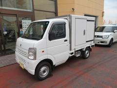 キャリイトラック冷凍冷蔵車 オートマ 4WD −5℃〜+20℃ Bモニター